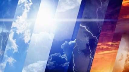 Ramazan'da hava nasıl olacak? Uzman isimden yorum 'Değişik'