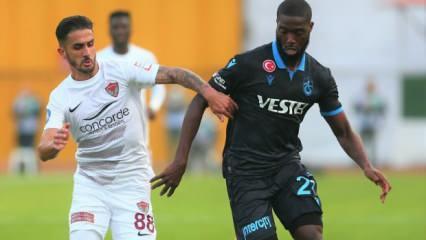 Trabzonspor - Hatayspor! CANLI