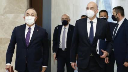 Türkiye ve Yunanistan zirvesinin ardından son dakika açıklamaları
