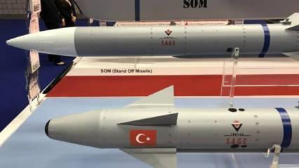 Türkiye'nin en havalı füzesi! 4 Mach hıza ulaşabiliyor! İşte GÖKTUĞ'un önemi