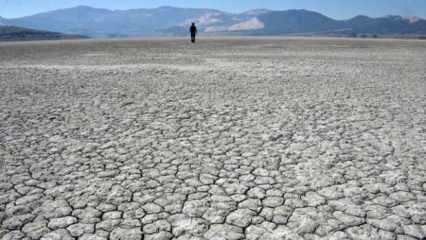 Türkiye'ye özgü 2120 yılı iklim senaryosu