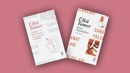 Ülkü Tamer'le sanat ve edebiyata yolculuk - Sanatın ve Edebiyatın Dayanılmaz Hafifliği