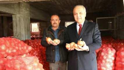 Üreticilerden Cumhurbaşkanı Erdoğan'a teşekkür