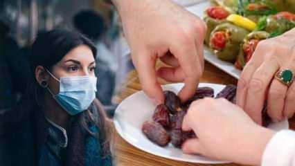 Uzman diyetisyenden korona geçirenlere oruç uyarısı!
