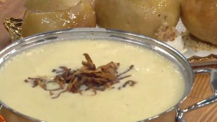 Patates çorbası nasıl yapılır? Kremalı patates çorbası tarifi...