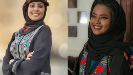 Yemenli model Entesar Al-Hammadi sokakta kaçırıldı!