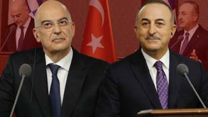 Türkiye'ye gelip kavga çıkardı! Çavuşoğlu ile ilgili skandal manşet