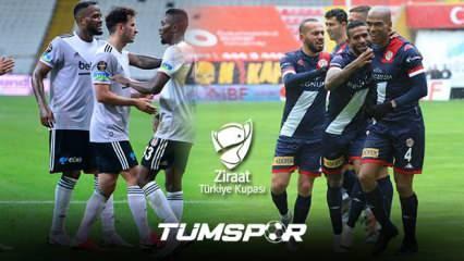 Ziraat Türkiye Kupası finali ne zaman nerede hangi kanalda? İşte ZTK final maçı tarihi!