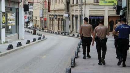 23 Nisan sokağa çıkma yasağı var mı? Cuma günü hafta sonu ile birleştirilerek 3 günlük...