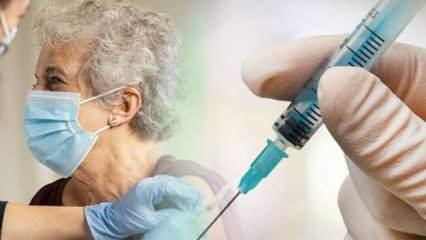 50 yaş üstü aşı ne zaman olacak? Sağlık Bakanlığı yaş grupları aşılama takvimi belli oldu!