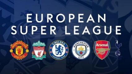 5 İngiliz kulübü, Avrupa Süper Ligi'nden çekilme kararı aldı