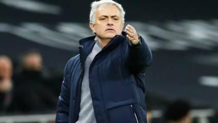 Jose Mourinho'nun görevine son verildi!