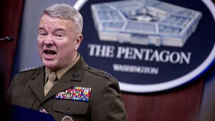 ABD'li generalden YPG/PKK'ya Esed sözü: Elimizden geleni yapacağız