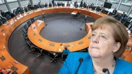 Almanya'daki en büyük skandal büyüyor! Merkel ifade verdi