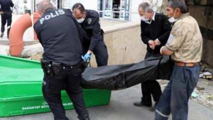 Atıl durumdaki otelin otoparkında ceset bulundu