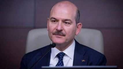 Bakan Soylu,  Fatih Faruk Özer'in yakalanması için Arnavutluk İçişleri Bakanı ile görüştü