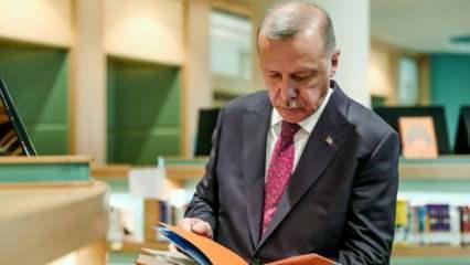Başkan Erdoğan'ın tarihi konuşmaları kitaplaştırıldı: Seninle, Gençlikle, Geleceğe