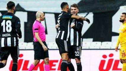 Beşiktaş 2 hafta sonra kendine geldi!