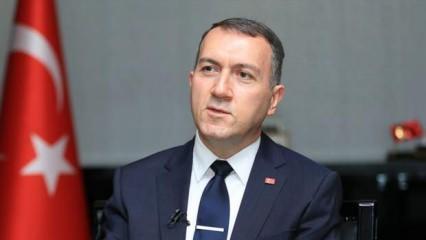 Büyükelçi Yıldız: IKBY'de PKK tehdidi konusunda giderek artan bir farkındalık var
