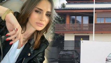 Emina Jahovic evini Türk Konsolosluğuna kiraya verdi!