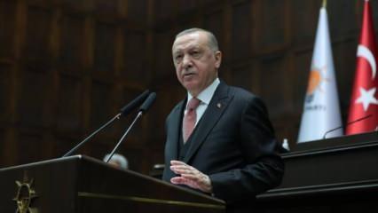Erdoğan'dan kabinedeki revizyon sonrası ilk açıklama! Çirkin sözlere tepki: Be ahlaksız..