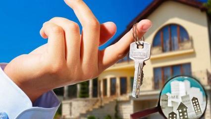 Ev alırken nelere dikkat edilmeli? İşte 10 maddede ev alma rehberi