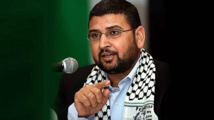 Hamas'tan Türkiye'ye destek açıklaması:  ABD'nin ucuz bir oyunu