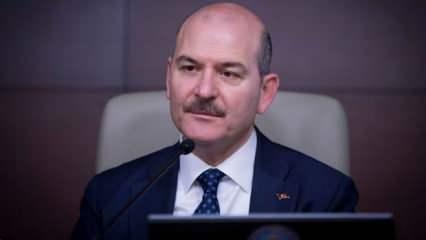 İçişleri Bakanı Soylu, Thodex'in sahibi Fatih Faruk Özer'i tanımadığını bildirdi