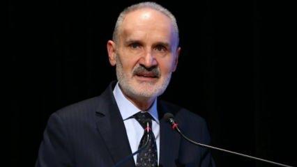İTO Başkanı Avdagiç'ten Kısa Çalışma Ödeneği açıklaması