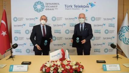 İTO ve Türk Telekom'dan dijital dönüşüm işbirliği! KOBİ'lere büyük fırsat