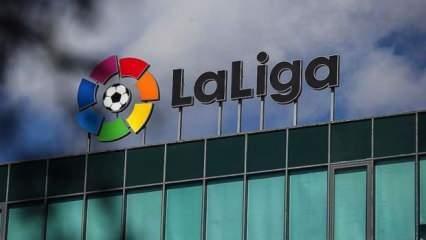 """LaLiga'dan """"Avrupa Süper Ligi""""ne kınama!"""