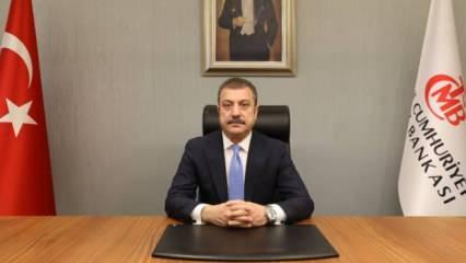 Merkez Bankası Başkanı ortak yayına katılacak