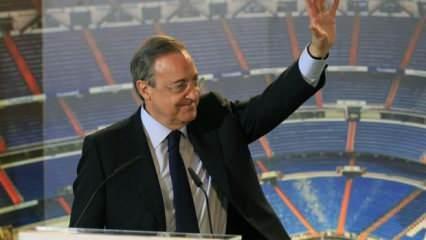 Türkiye'ye skandal sözler! Florentino Perez haddini aştı