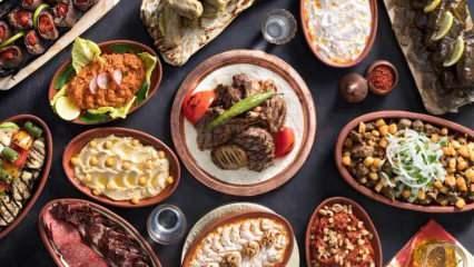 Padişahlar ne yerlerdi? Osmanlı'da yemek kültürü ve sofra adabı