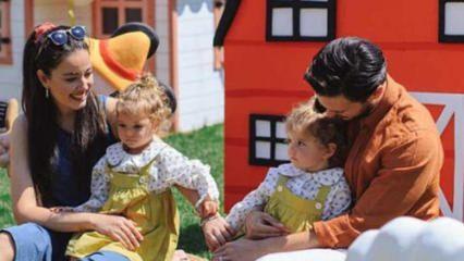 Pelin Akil-Anıl Altan çiftinin kızları 2 yaşında!