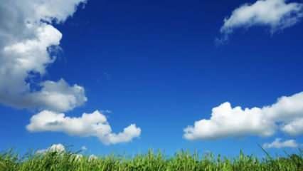 Rüyada göğe yükseldiğini görmek neye işarettir? Rüyada gökyüzünün yarıldığını görmek ne demek?