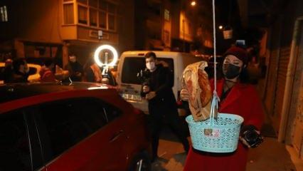 Safiye Soyman ve Faik Öztürk'ten eğlenceli etkinlik...