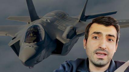 Selçuk Bayraktar'dan F-35 açıklaması! 'Buradaki önerim önemli' deyip 2023 müjdesini verdi