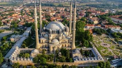 Selimiye Camii nerede? Selimiye Camii hangi ilçede? Selimiye Camii'nin önemi