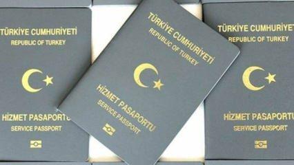 Son dakika: 6 belediyeye 'gri pasaport' soruşturması