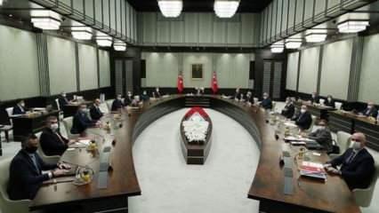 Kabinede revizyon: İki bakan gitti, iki yeni bakanlık kuruldu, 3 yeni bakan atandı