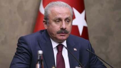 TBMM Başkanı Şentop'tan, Hüsnü Bayramoğlu'nun oğluna taziye telefonu