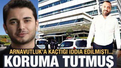 Thodex'in kaçak sahibi yakın koruma tutmuş! Arnavutluk'a kaçtığı iddia edilmişti