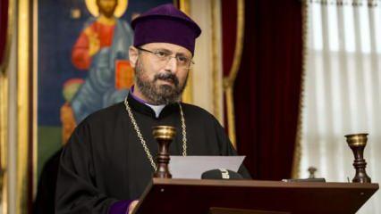 Türkiye Ermenileri Patriği Maşalyan'dan sözde Ermeni soykırımı açıklaması