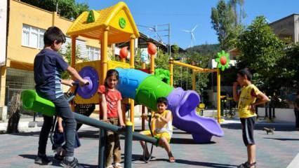 Türkiye'deki çocuk nüfus oranı belli oldu