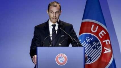 UEFA'nın eli kolu bağlı! Konu AİHM'e gidebilir