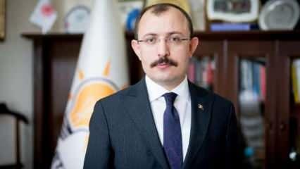 Yeni Ticaret Bakanı Muş'tan ilk açıklama