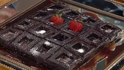 Islak kek nasıl yapılır? Hiçbir yeri kuru kalmayacak bol soslu kakaolu ıslak kek tarifi...