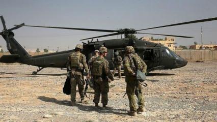 ABD ve NATO askerlerinin çekilmesi resmen başladı