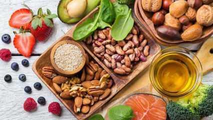 Baharda enerji veren besinler nelerdir? Stresi depresyonu azaltıyor...